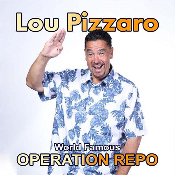 Lou Pizzaro